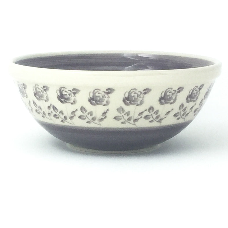 New Soup Bowl 24 oz in Gray Rose