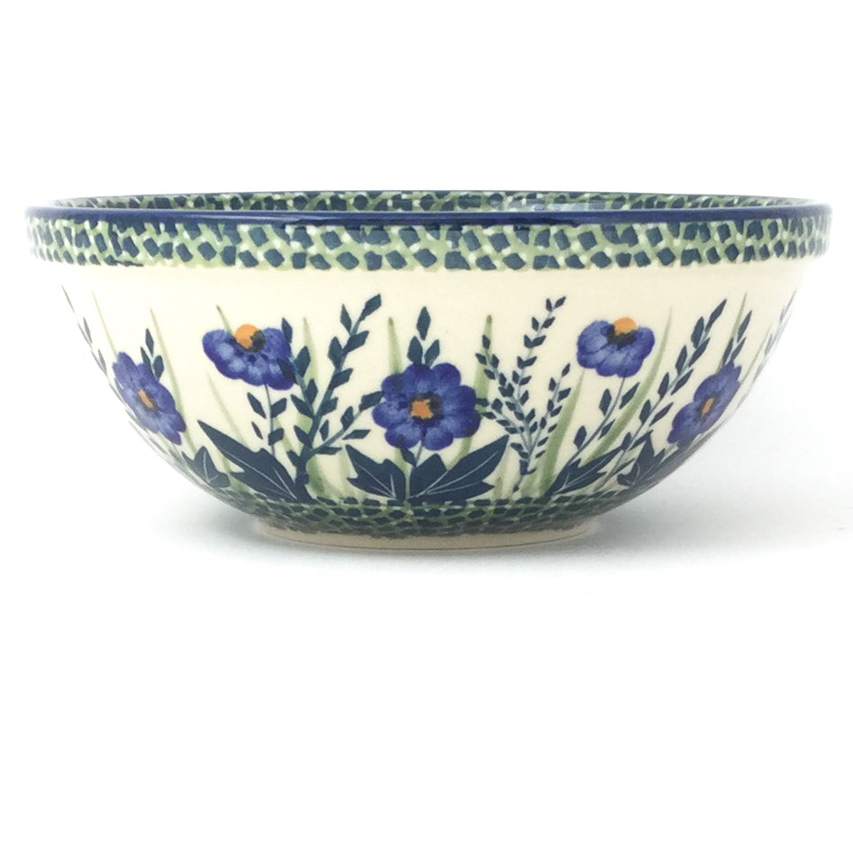 New Soup Bowl 20 oz in Wild Blue