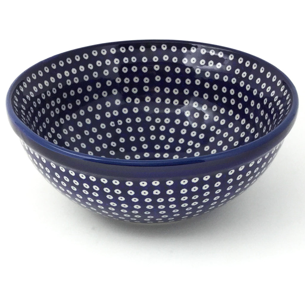 Round Bowl 32 oz in Blue Elegance