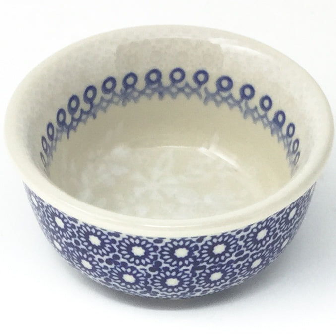 Tiny Round Bowl 4 oz in Delicate Blue