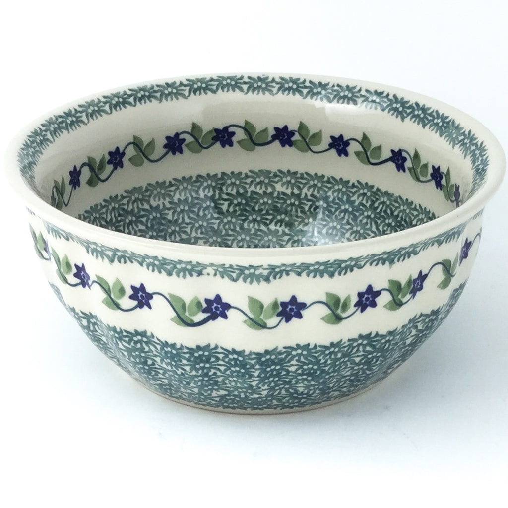 Scalloped Bowl 48 oz in Spring Valley