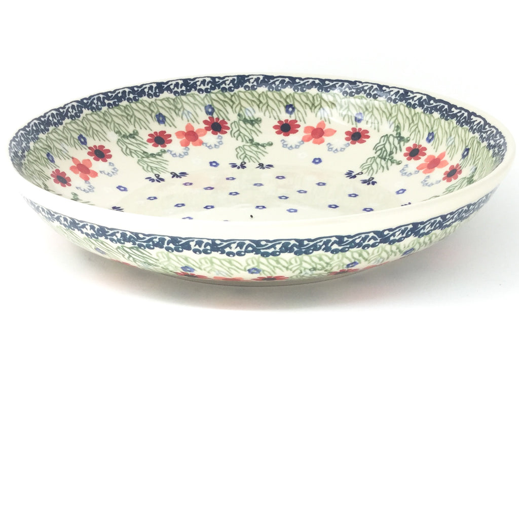 Lg Pasta Bowl in Dill Flowers