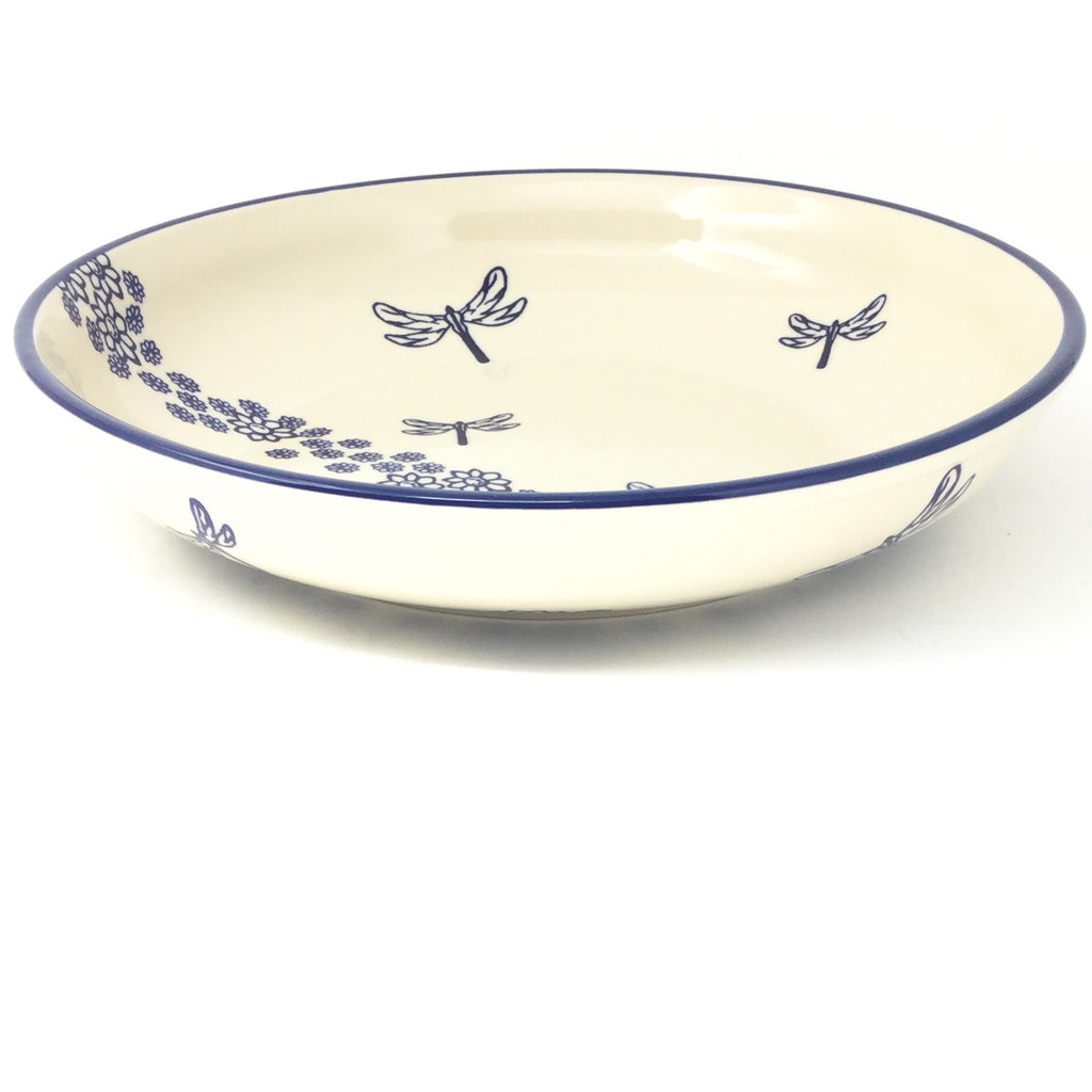 Lg Pasta Bowl in Dragonfly