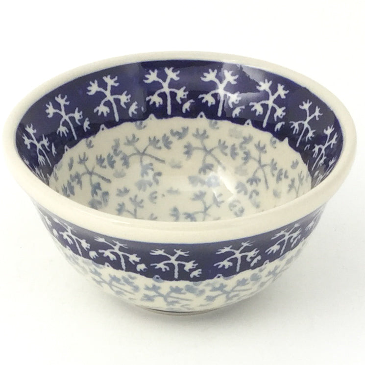 Spice & Herb Bowl 8 oz in Light & Dark Snowflake