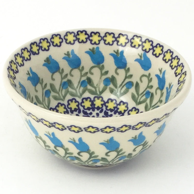 Spice & Herb Bowl 8 oz in Blue Tulips