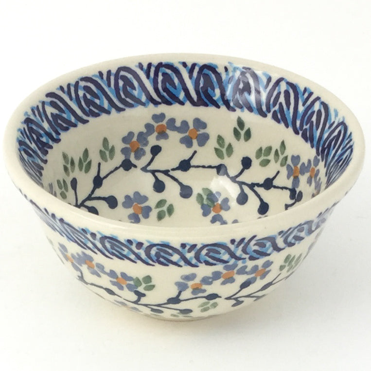 Spice & Herb Bowl 8 oz in Blue Meadow