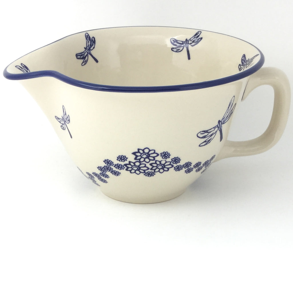 Batter Bowl 64 oz in Dragonfly