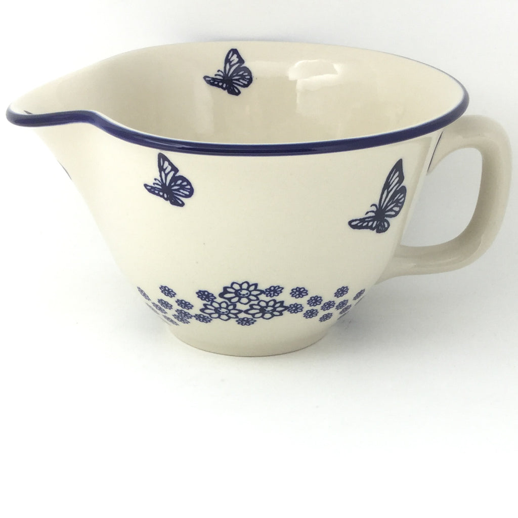 Batter Bowl 64 oz in Butterfly
