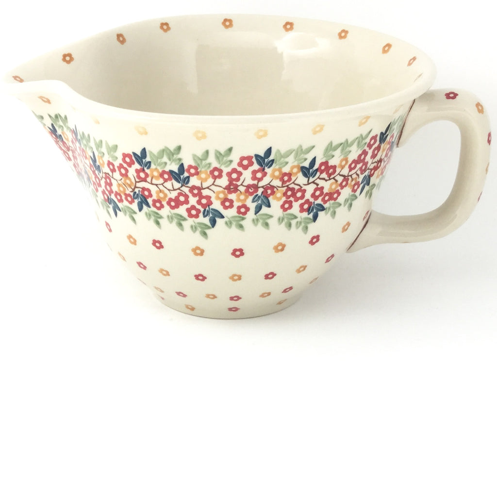 Batter Bowl 64 oz in Tiny Flowers