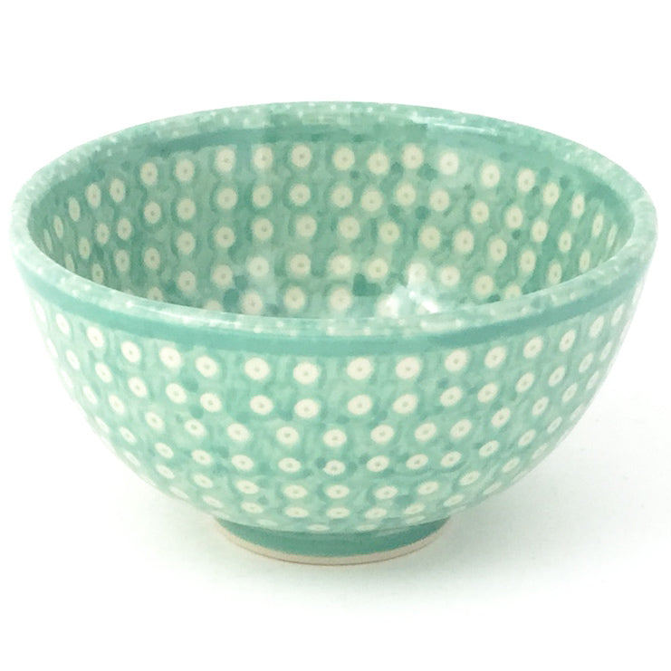 Rice Bowl 21 oz in Mint Elegance