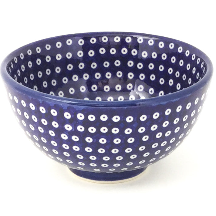 Rice Bowl 21 oz in Blue Elegance