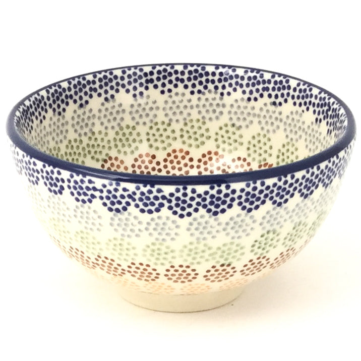 Rice Bowl 21 oz in Modern Dots