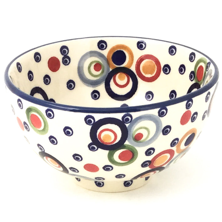 Rice Bowl 21 oz in Modern Circles