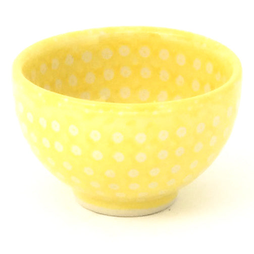Deep Soy Bowl in Yellow Elegance