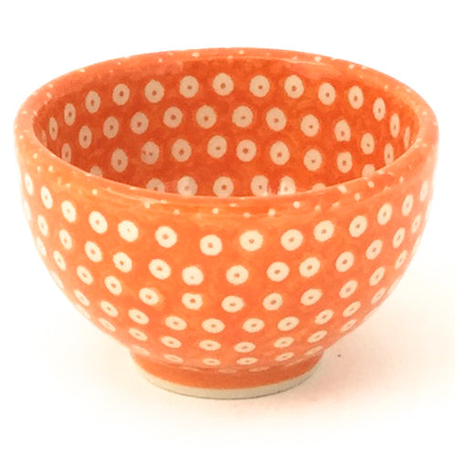 Deep Soy Bowl in Orange Elegance