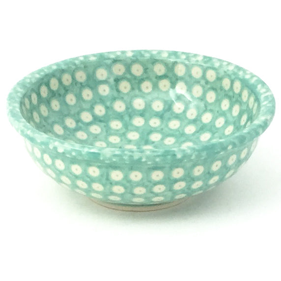 Shallow Soy Bowl in Mint Elegance
