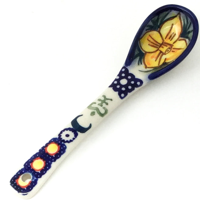 Sugar Spoon in Daffodils