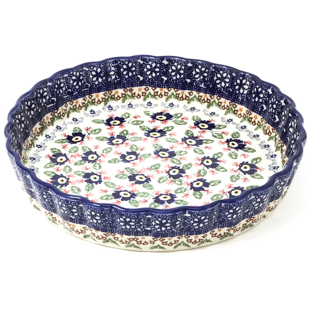 Polish Pottery Md Tart Baker