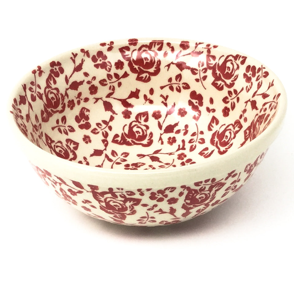 New Soup Bowl 20 oz in Antique Red