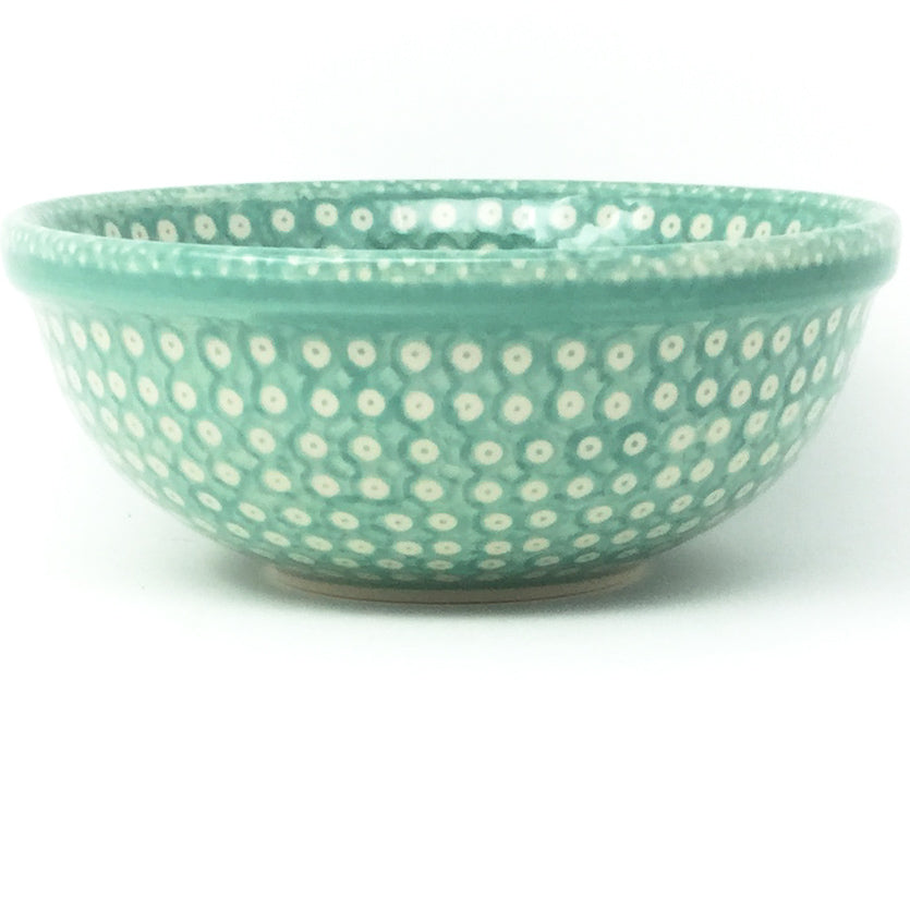Dessert Bowl 12 oz in Mint Elegance