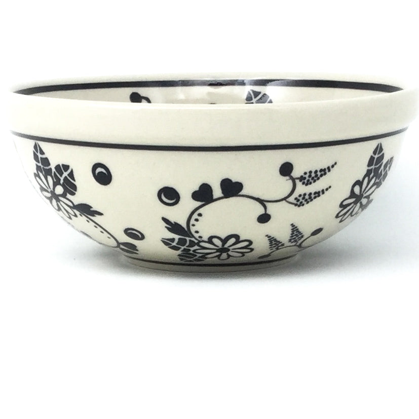 Dessert Bowl 12 oz in Midnight Garden
