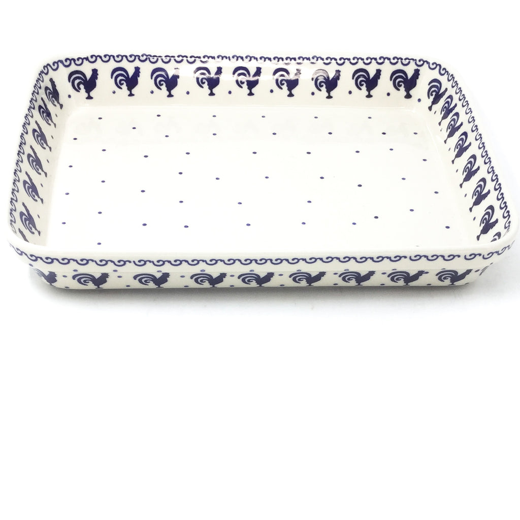 Polish Pottery Large Rectangle Baker