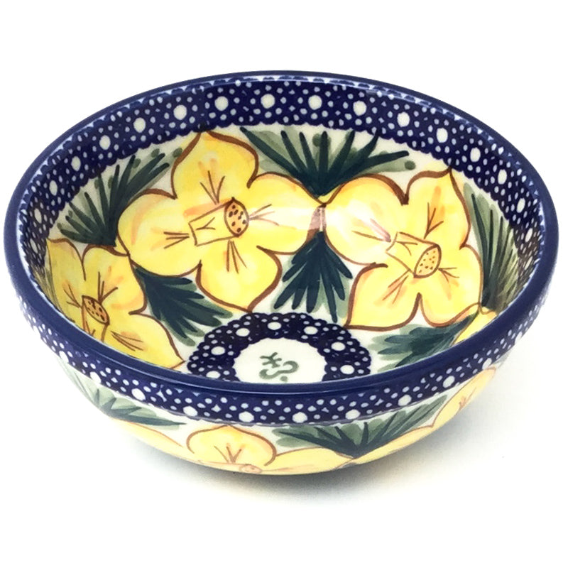 Dessert Bowl 12 oz in Daffodils