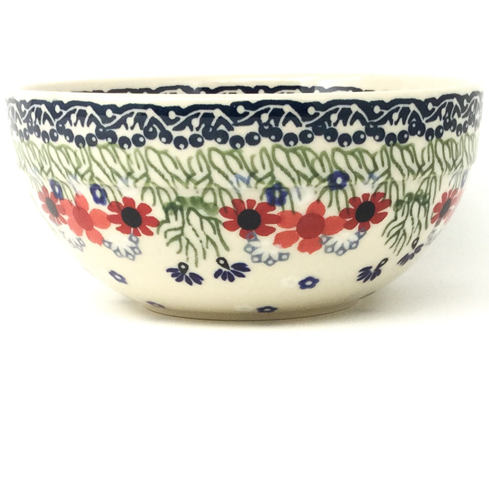 Soup Bowl 24 oz in Dill Flowers