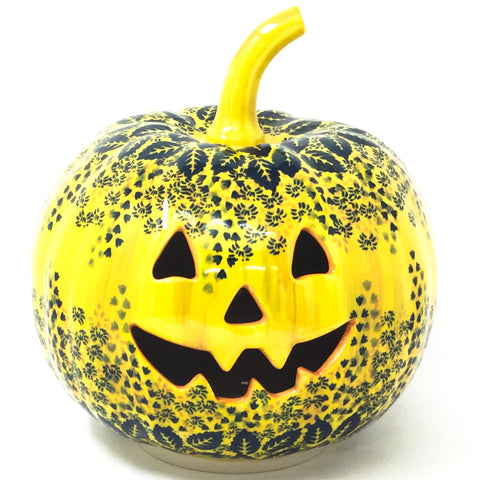Lg Pumpkin in Limited Artistic Yellow