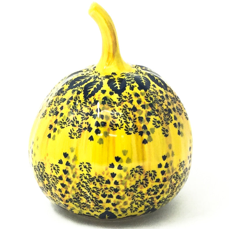Sm Pumpkin in Limited Artistic Yellow