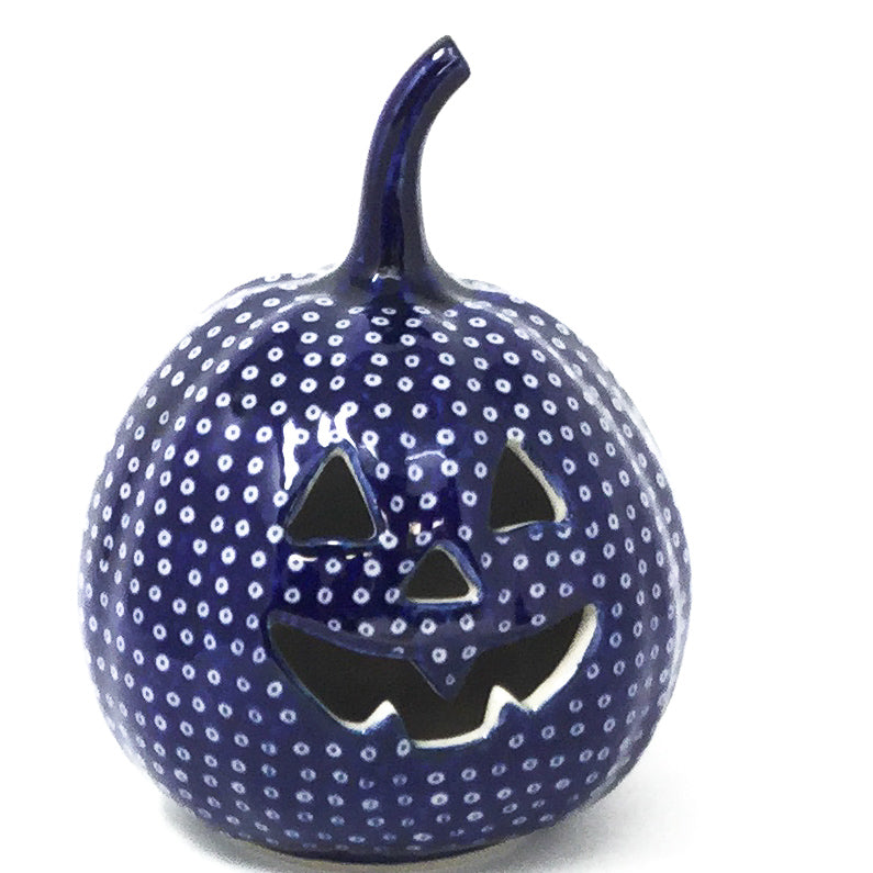 Sm Pumpkin in Blue Elegance