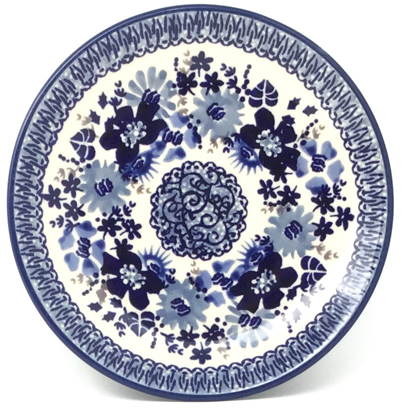 Bread & Butter Plate in Stunning Blue