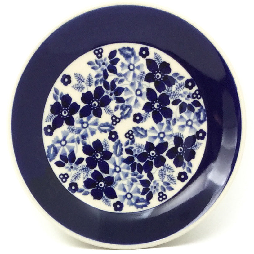 Bread & Butter Plate in Cobalt Wedding