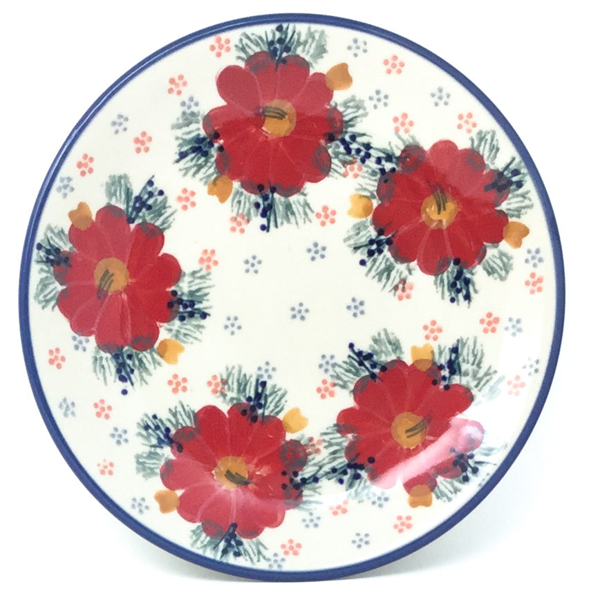 Bread & Butter Plate in Floral Cluster