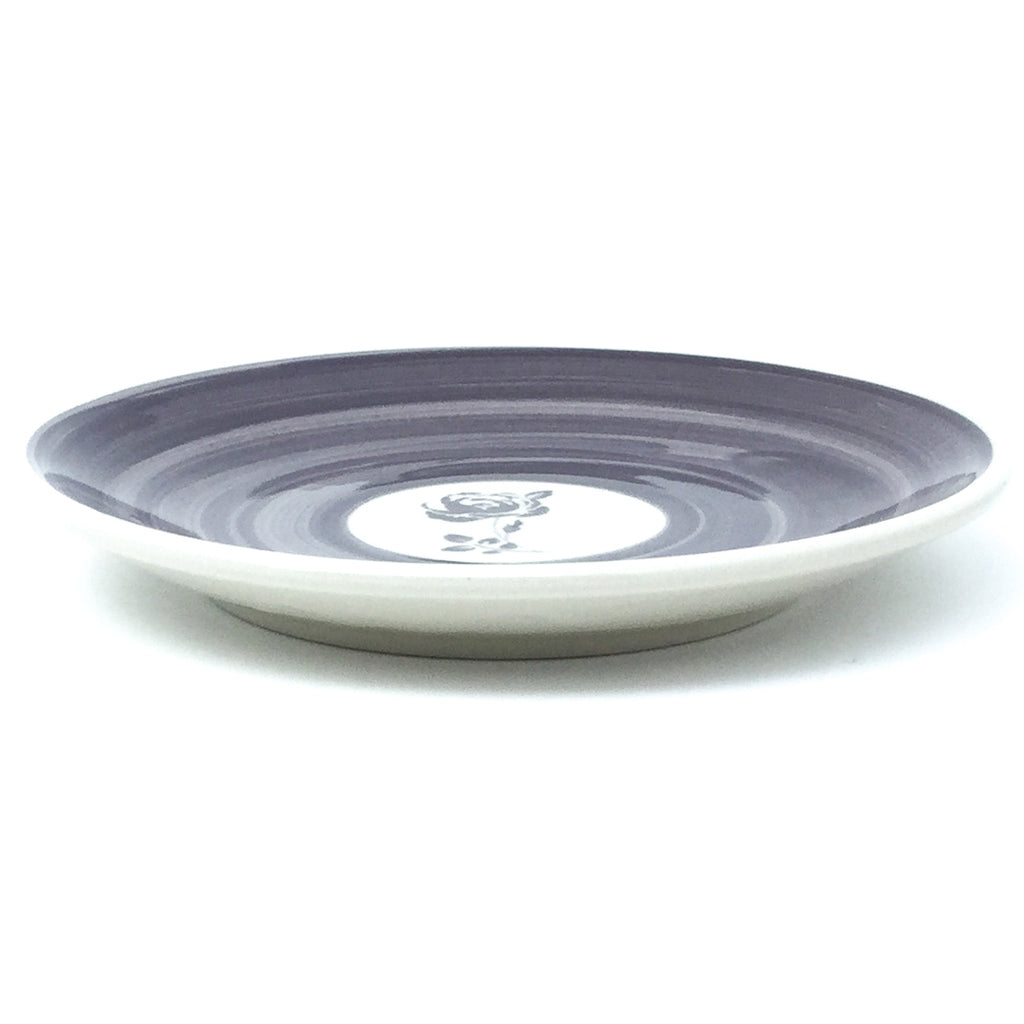 Bread & Butter Plate in Gray Rose