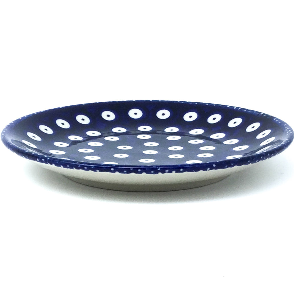 Luncheon Plate in Traditional Blue