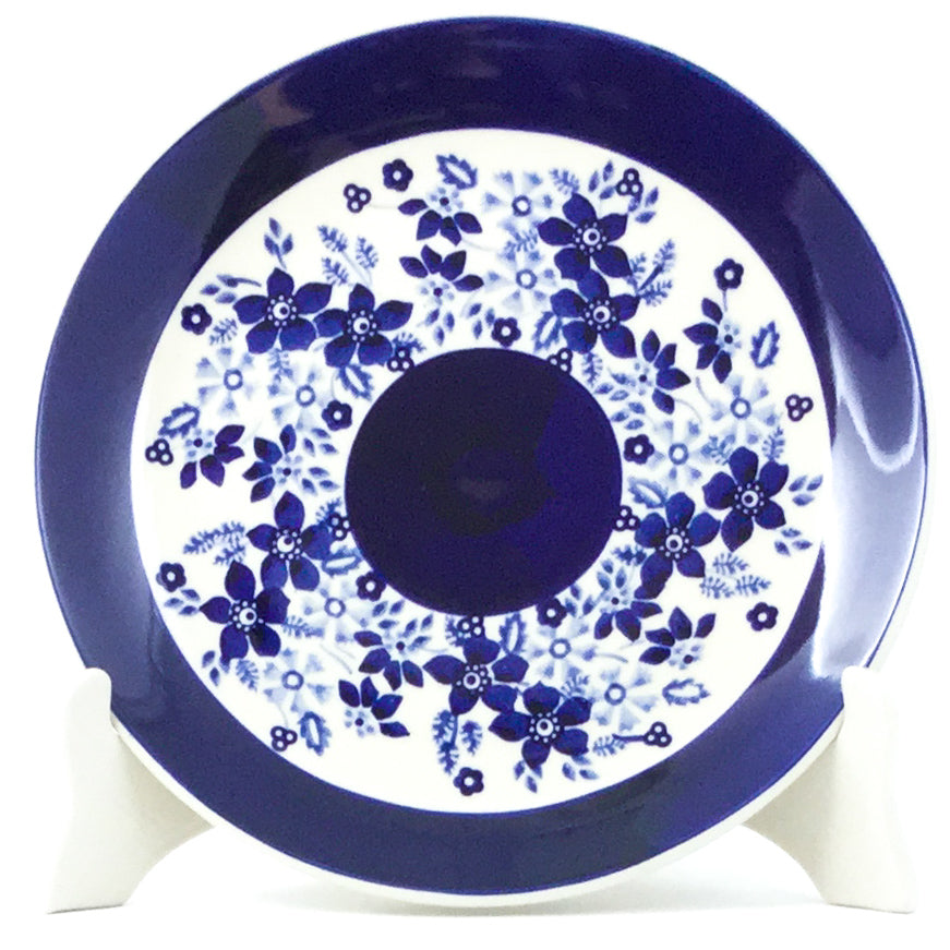 Luncheon Plate in Cobalt Wedding