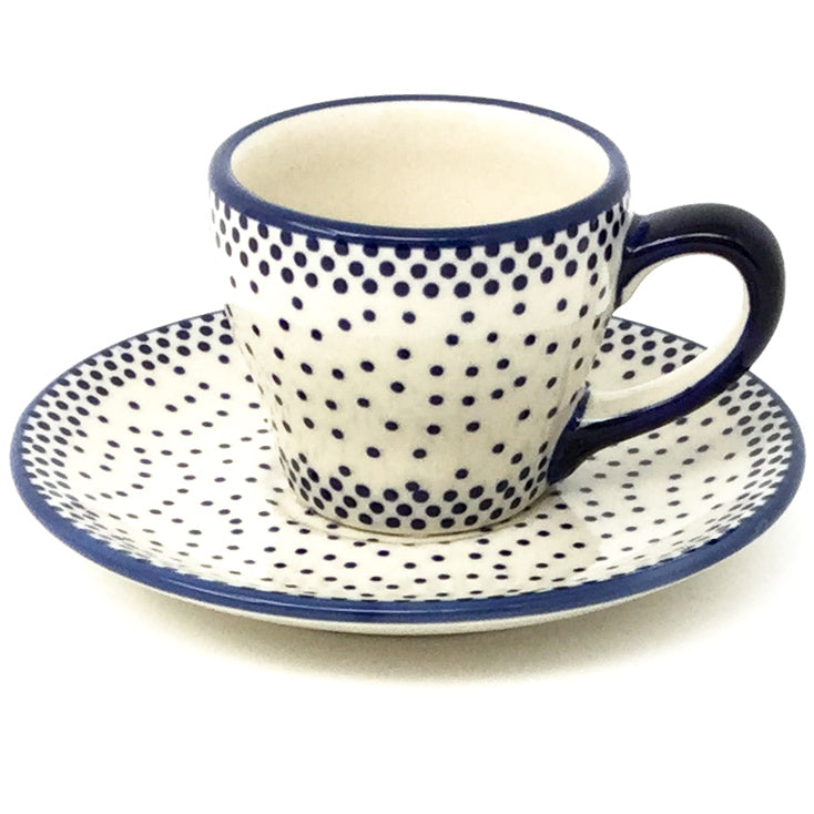 Espresso Cup w/Saucer 2 oz in Simple Elegance