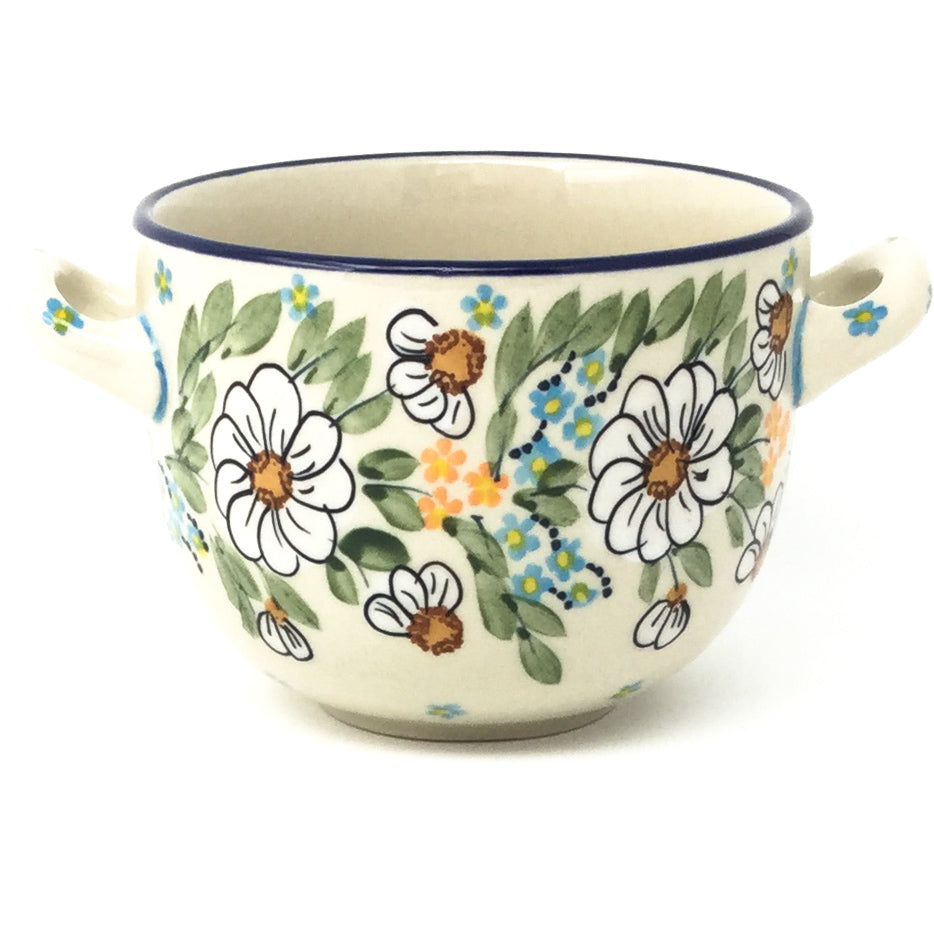 Bouillon Cup 16 oz in Spectacular Daisy
