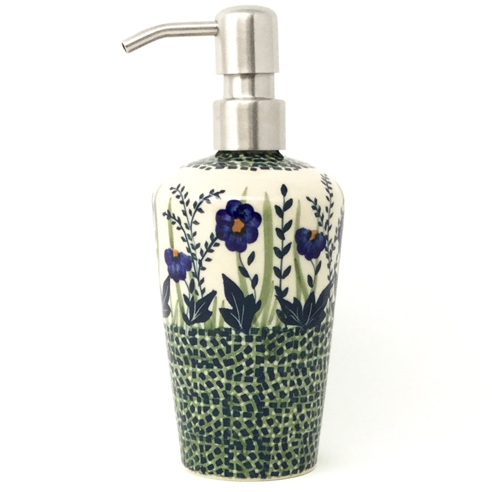 Soap Dispenser in Wild Blue