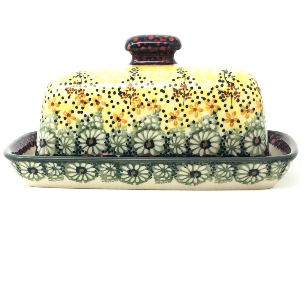 Butter Dish in Cottage Decor