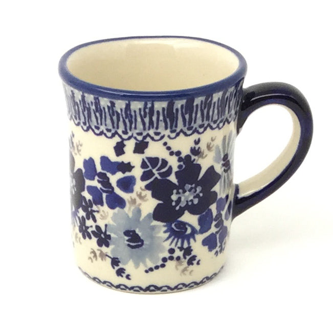 Espresso Cup 4 oz in Stunning Blue