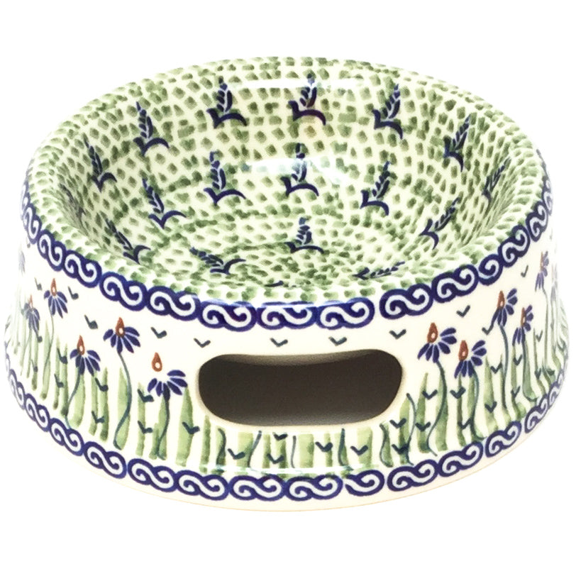 Sm Dog or Cat Bowl in Blue Iris