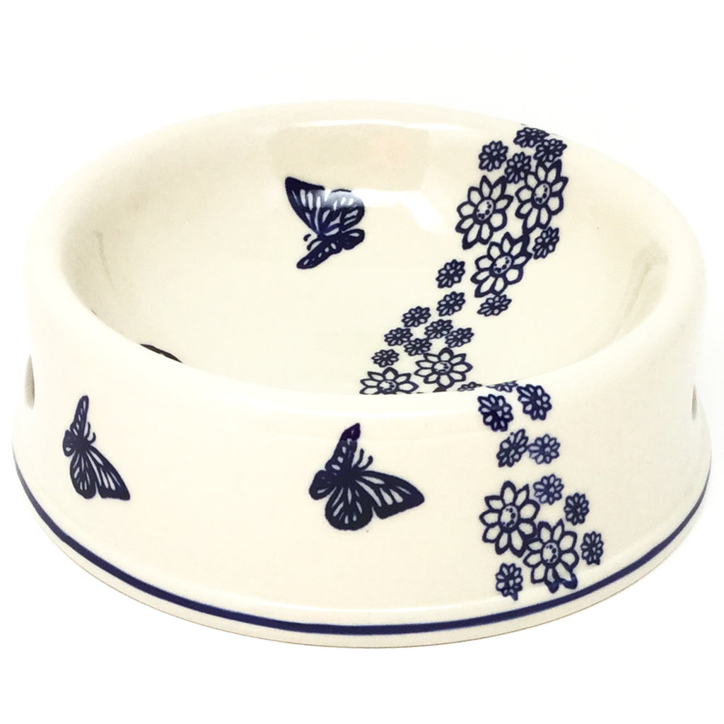 Md Dog Bowl in Butterfly
