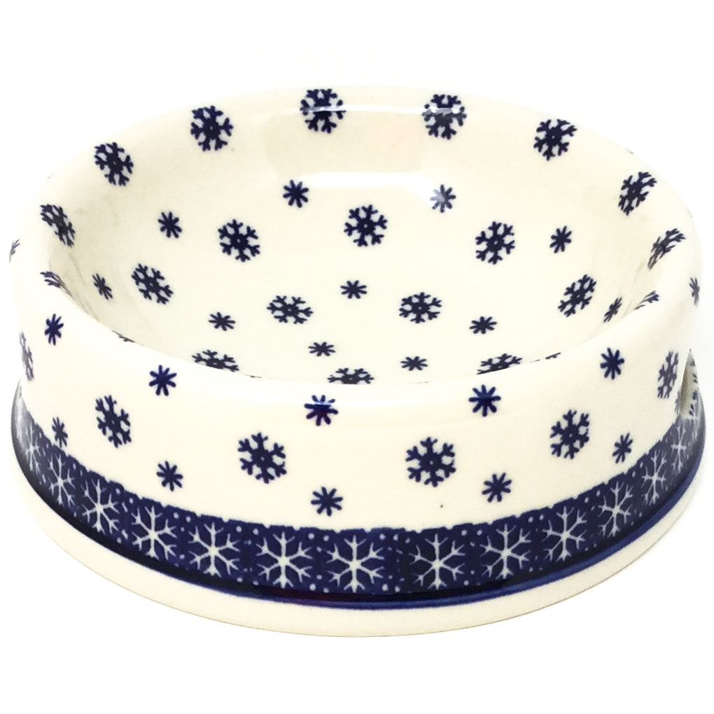 Md Dog Bowl in Snowflake