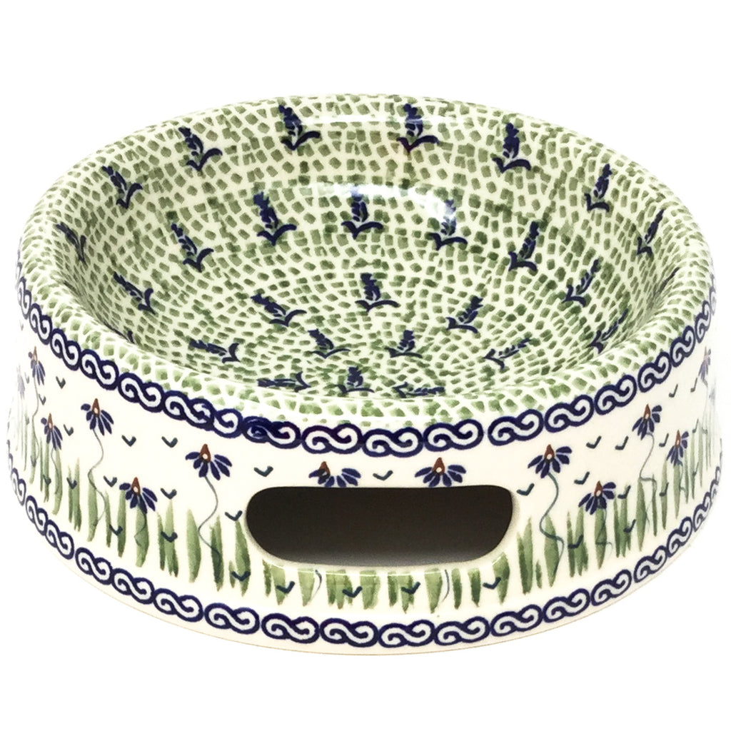 Md Dog Bowl in Blue Iris