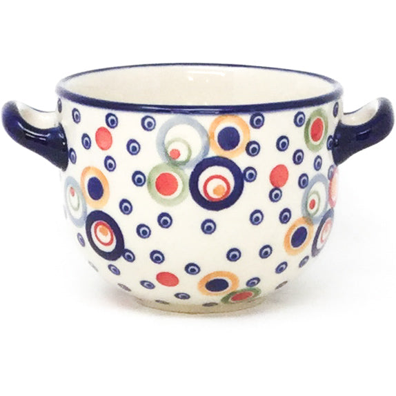 Bouillon Cup 16 oz in Modern Circles