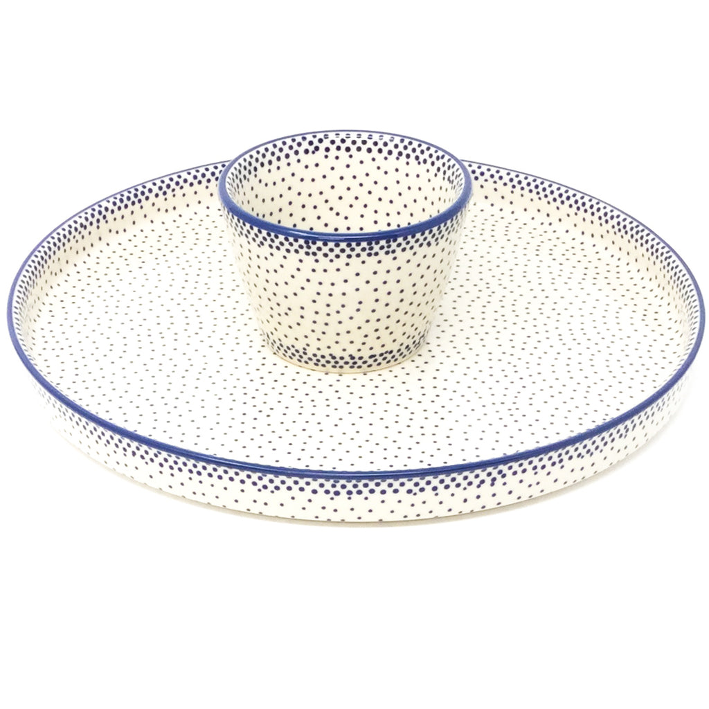 Party Platter w/Bowl in Simple Elegance