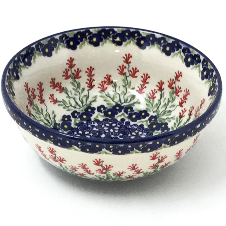 Dessert Bowl 12 oz in Field of Flowers