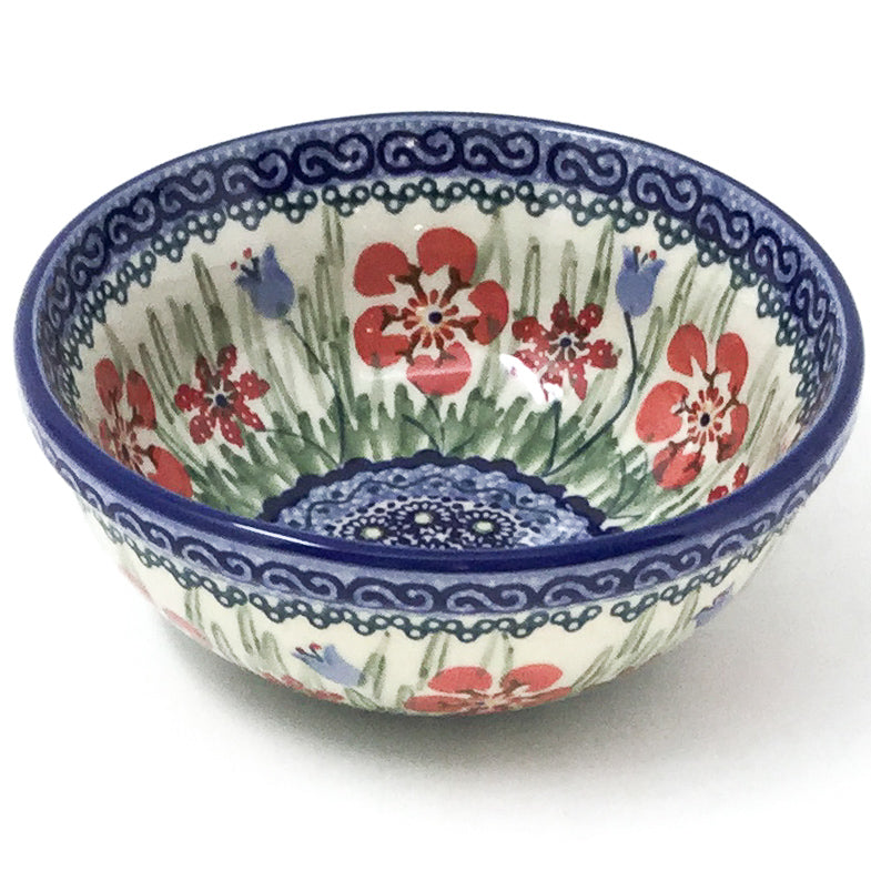 Dessert Bowl 12 oz in Spring Meadow